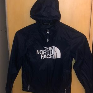 North face wind/rain jacket